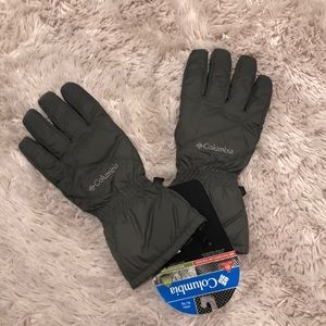 NWT Columbia Women's Six Rivers Gloves XL